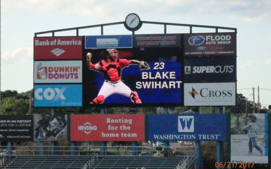 """""""A Pawtucket Red Sox Game"""" Hosted by AMP-RI"""