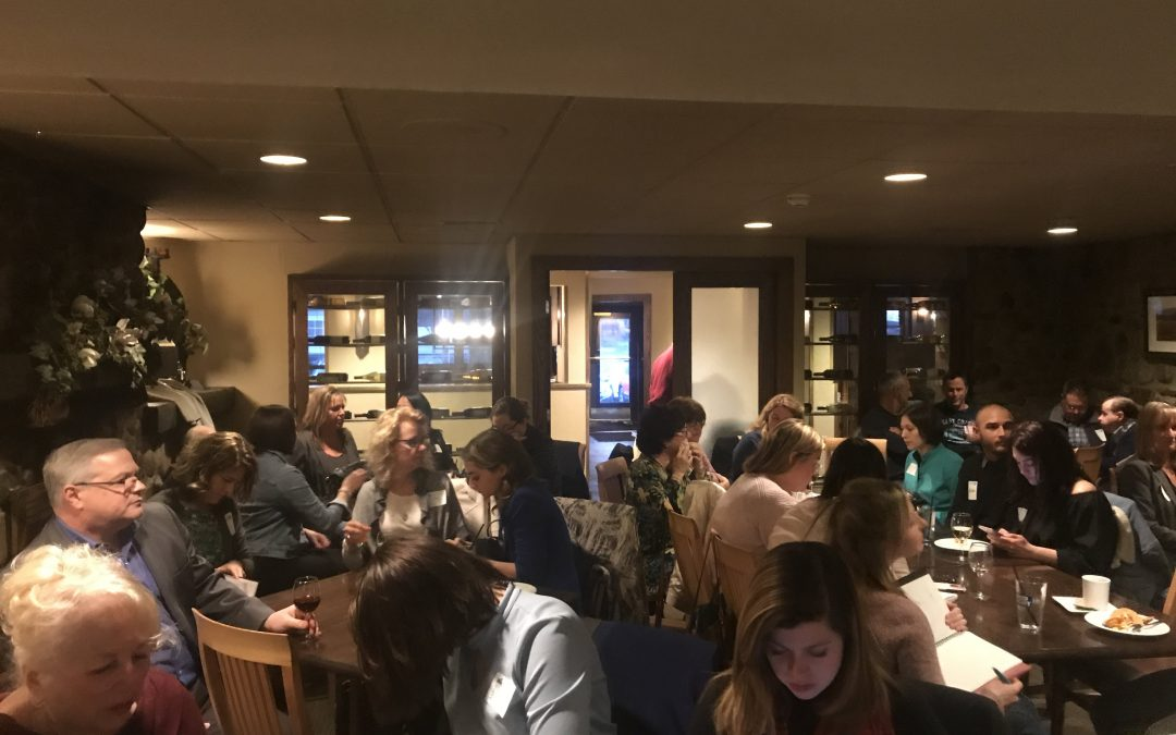 Event Recap: April 3, 2018 – Mark Collins on 5 Ways to Improve Local Search Rankings