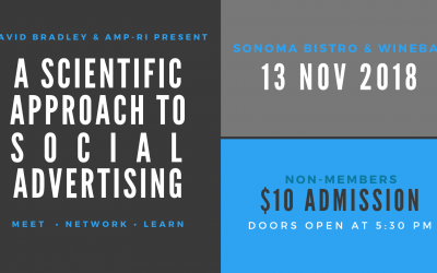 November 13, 2018: A Scientific Approach to Social Advertising