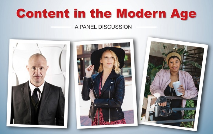 June 11: Content in the Modern Age