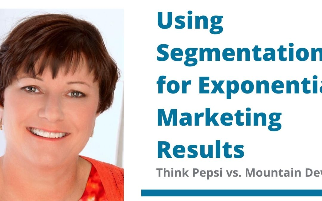 January 14, 2020: AMP-RI: Using Segmentation for Exponential Marketing Results